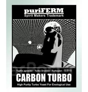 Турбо-дрожжи PuriFerm Carbon Turbo, 106 г