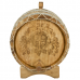 Бочка 25 л Премиум (кавказский дуб)