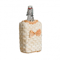 Бутылка «Малек» 0,75 л, в оплетке
