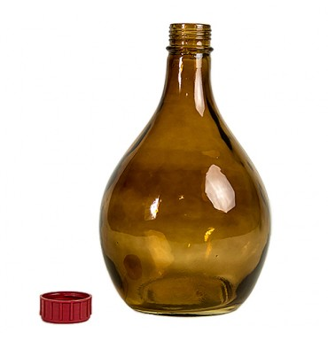 Бутыль Дамижанна, коньяк, 5 л