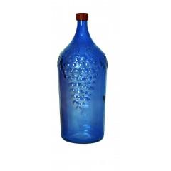 Бутылка «Виноград» 2л, синяя