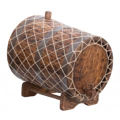 Жбан под старину 25 л Премиум (Кавказский дуб)